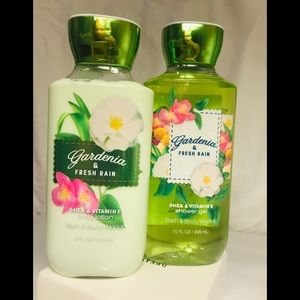 NWT B&BW Shower Gel and Body Lotion